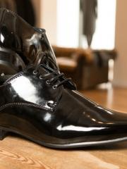 Black Patent Shoes
