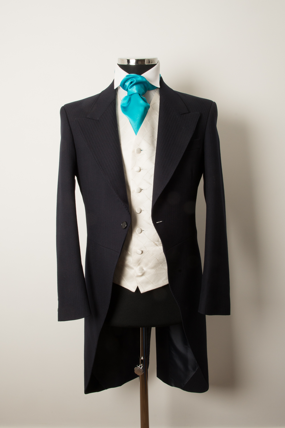 NAVY TAILCOAT - WEDDING