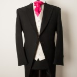 BLACK TAILCOAT - WEDDING
